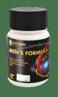 Mens formula Botol design baru